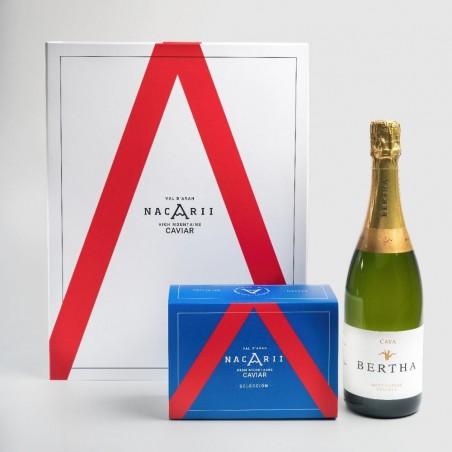 Caviar Nacarii Selection...