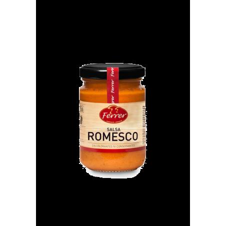 Sauce Romesco FERRER 3x130 gr.