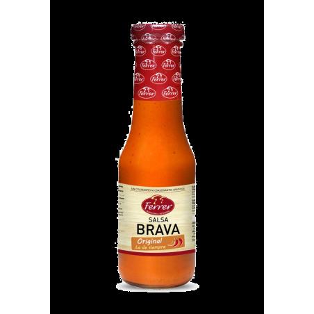 Brava Sauce FERRER 2x320 gr.