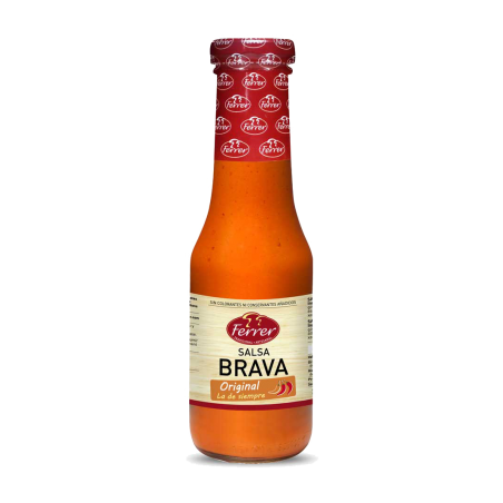 Sauce Brava FERRER 2x320 gr.