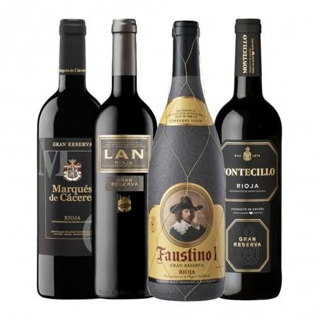 Набор вин Great Reserve