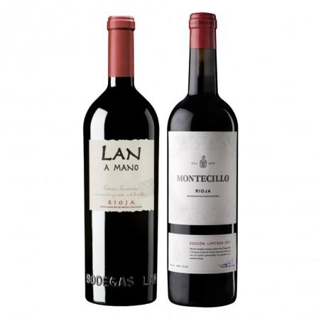 """Pacote de Vinho """"Edições..."""
