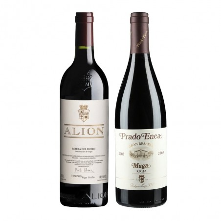 "Paket ""Alión Vega Sicilia &..."