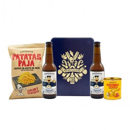 Lot de bière Espinaler Pack 70