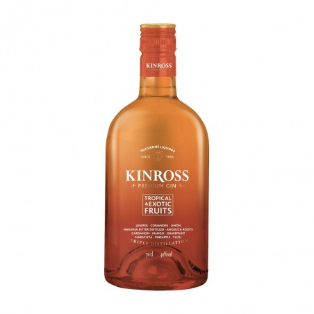 Kinross Gin 0.70L Orange...