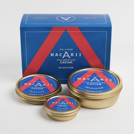 Caviar Nacarii Selection