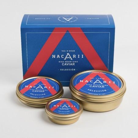 Seleção Caviar Nacarii