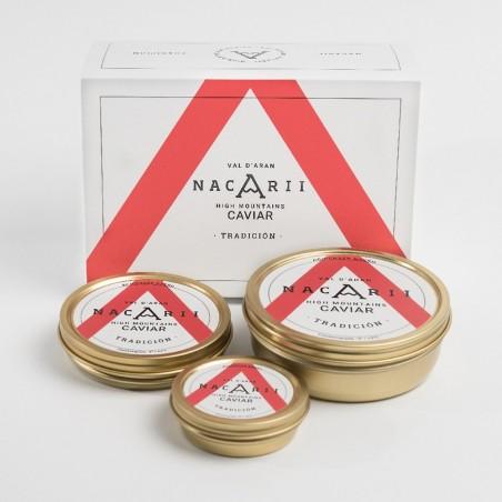 Caviar Nacarii Tradición