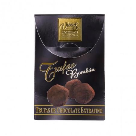 Коробка шоколадных трюфелей