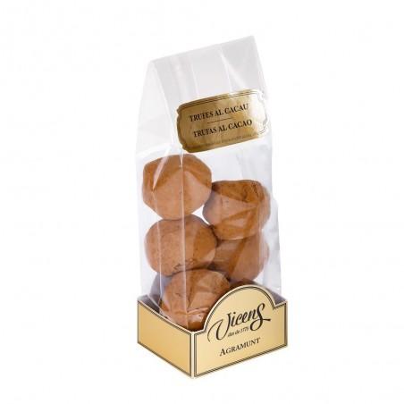 Ремесленные какао-трюфели