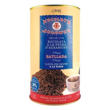 Тёртый шоколад Jolonch 35%...